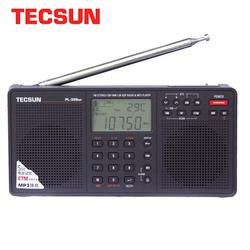 Tecsun PL-398MP Stereo radio portatil AM FM Full Band Digital Tuning with ETM ATS DSP Dual Speakers Receiver MP3 Player