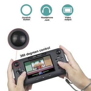 Image 3 - レトロポータブルミニ古典ゲームコンソール8ビット4.0インチカラー子供色ゲームプレーヤー内蔵208ゲーム