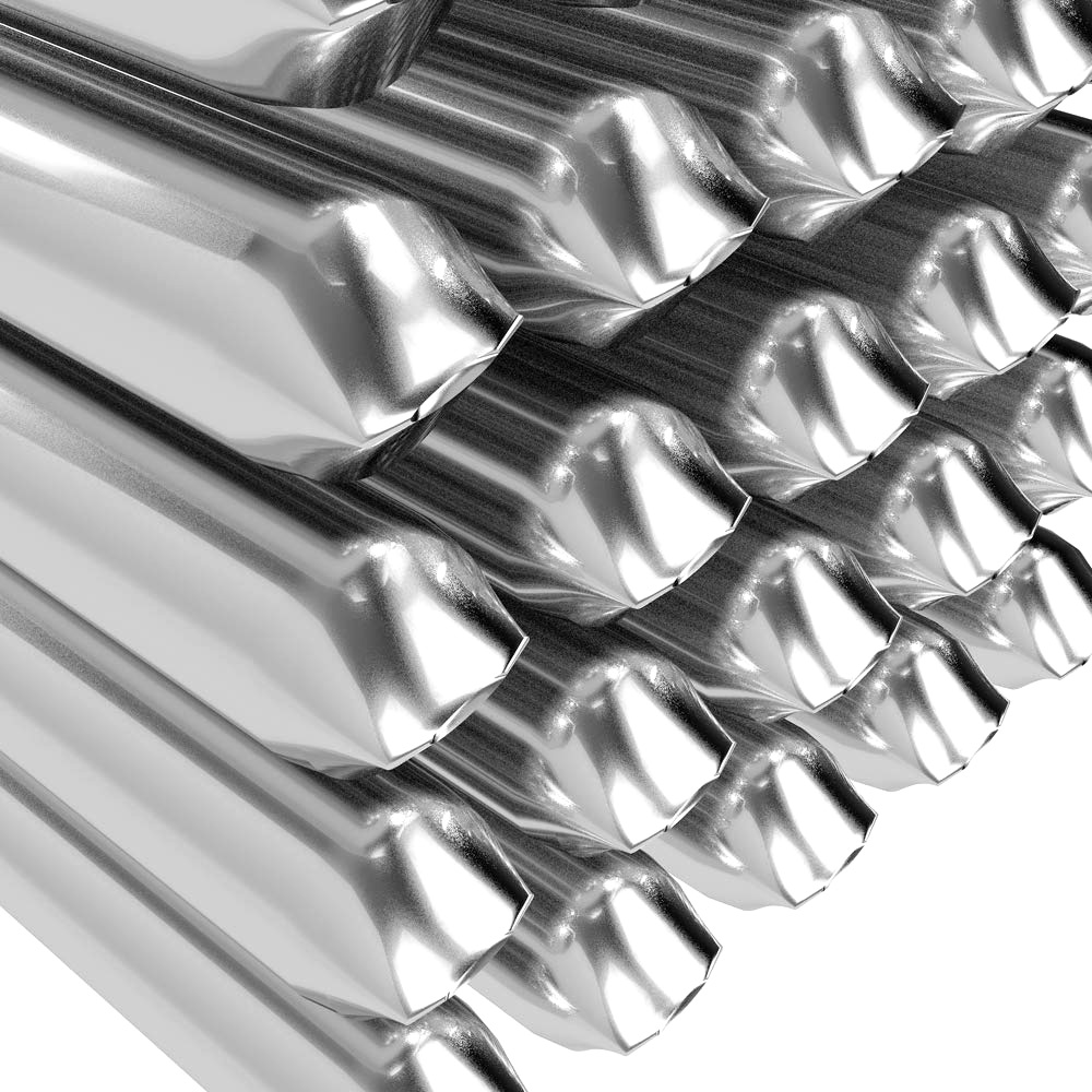 Легкие Алюминиевые сварочные электроды, низкотемпературные 5 10 20 50 шт. 1,6 мм 2 мм, не нуждаются в фотоэлементах NIN668
