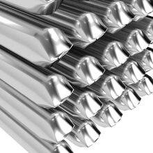 Varas de solda de alumínio fáceis baixa temperatura 5 10 20 50 pces 1.6mm 2mm nenhuma necessidade pó da solda nin668