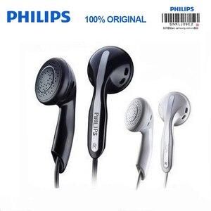 Image 5 - Оригинальные наушники вкладыши Philips SHE3800, проводные наушники 3,5 мм для компьютера, ноутбука, гарнитура для смартфонов huawei, xiaomi, samsung