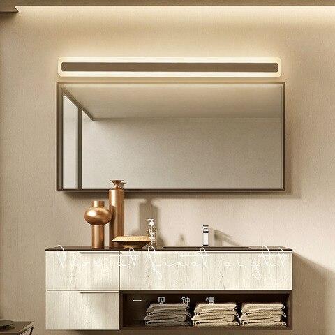 novo espelho de parede led luz 40