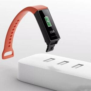 Image 4 - Xiaomi Redmi Band Smart Armband Fitness Herz Rate Sport Monitor Bluetooth 5,0 USB Lade Armband 2020 redmi smart band