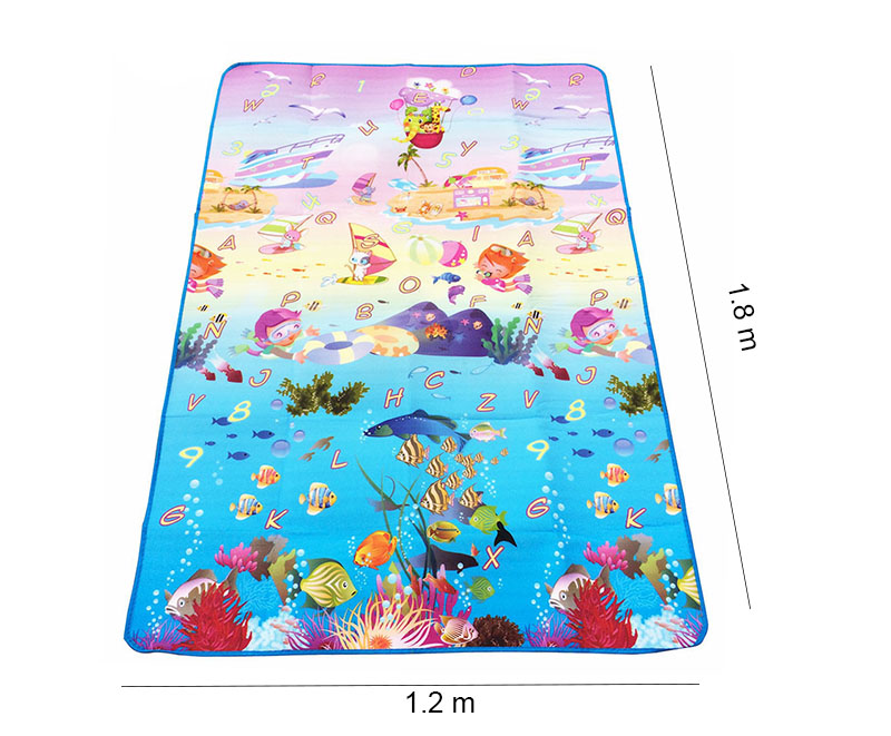 H39e5c8beb96041a8835bf887eb123de5v Baby Crawling Puzzle Play Mat Blue Ocean Playmat EVA Foam Kids Gift Toy Children Carpet Outdoor Play Soft Floor Gym Rug