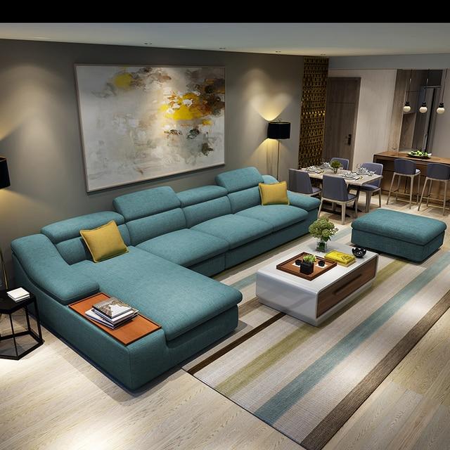 Sectional Lounge Sofa Furniture 2