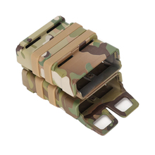 Tactical Rifle Magazine Pouch 5.56 Mag M4 Magazine Pouch Double Fast Attach MOLLE System Hunting Two Holder Mag Pouches цена и фото
