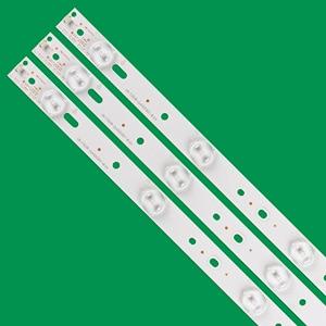 "Image 2 - 200pcs LED Strips 7leds GJ 2K15 D2P5 315 D307 V1 LBM320P0701 FC 2 for Philip 32"" 32PHF5755/T3 TPT315B5 32PFH4200 32PFT5500 new"