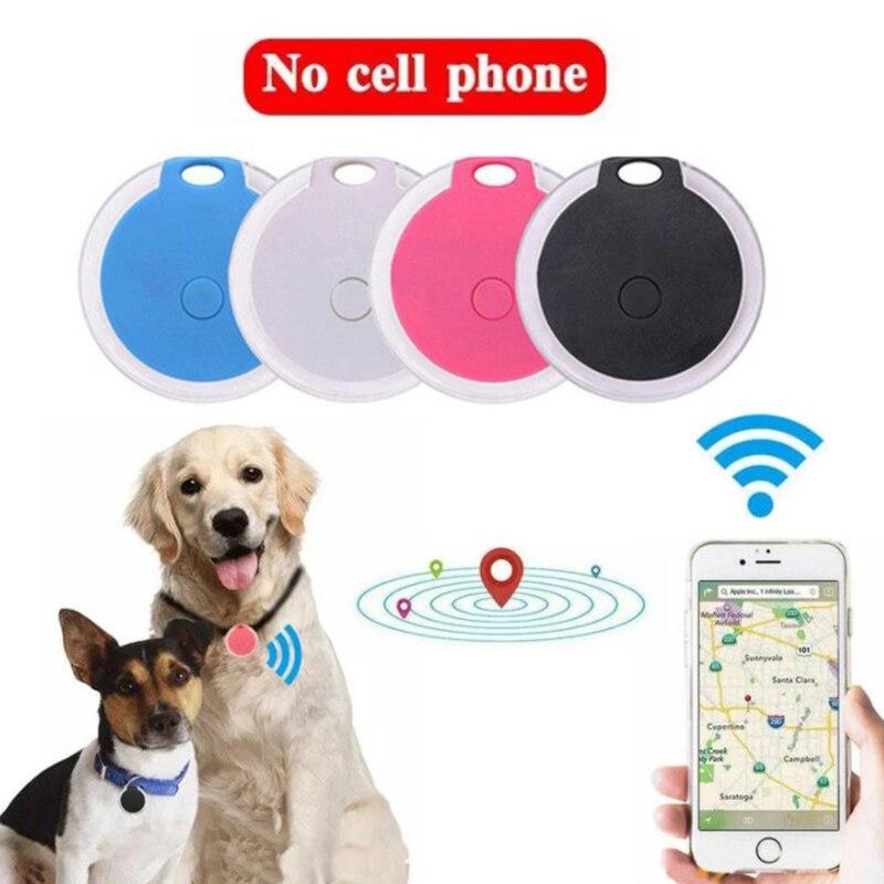 Gps-трекеры для кошек и собак, мини-трекинг, предотвращение потери, водонепроницаемый прибор, инструмент для домашних животных, Gps-локатор, тр...