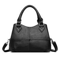 ZDG schulter tasche frauen luxus handtaschen schwarz mode totes für frauen aus echtem leder weiblichen beutel shopping mode tasche für mädchen