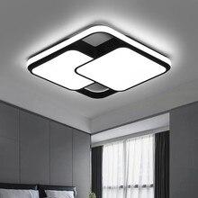 Современный потолочный светильник s для гостиной, потолочный светильник, светодиодный светильник, лампа для спальни, меняющий цвет светильник s, светодиодный светильник, декоративный светильник