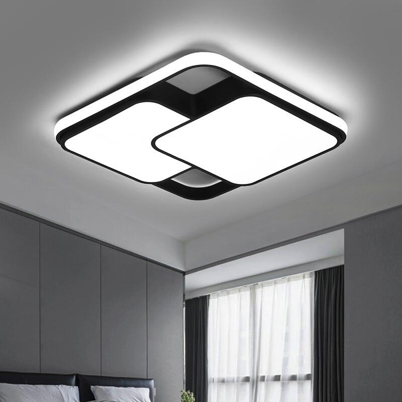 Modern Ceiling Lights Living Room Ceiling Lamp Led Light Bedroom Lamp Color Changing Lights Led Lamp Light Fixture Decora
