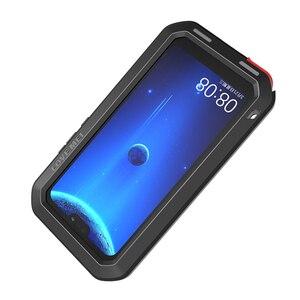 Image 5 - Huawei p20 lite를위한 love mei 금속 케이스 huawei nova 3e fundas를위한 shockproof 전화 덮개 huawei p20 lite를위한 견고한 갑옷 케이스