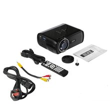 LESHP Multi-media LED Video Projector 1080P HD Office Home Cinema BL-80 1000:1 B