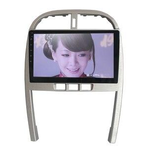 Image 3 - ZHUIHENG 2G+32G Android 8.1 Car Radio for Chery Tiggo 3 2009 2013 car dvd player gps navi car accessories 4G multimedia player
