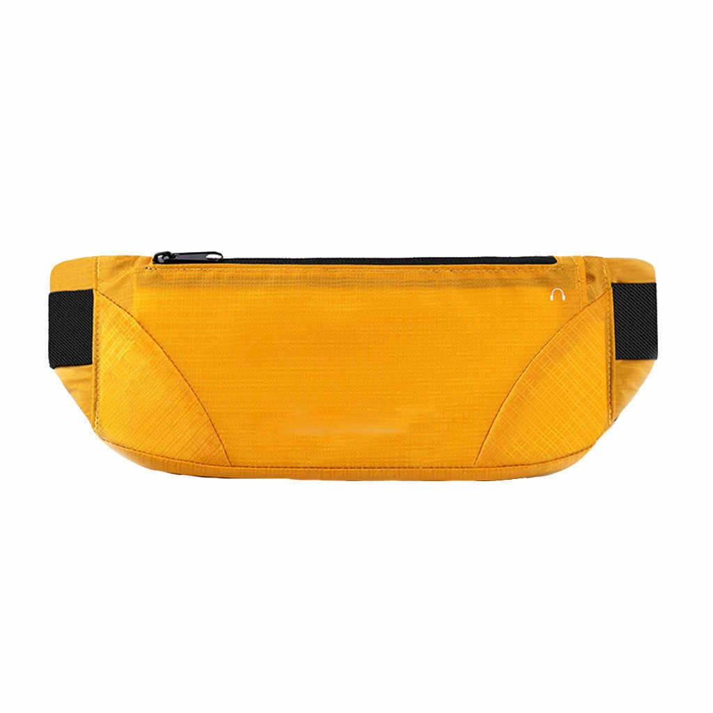 # Z30 ランニングジョギングウエストバッグ防水 · ジップファニーパックスポーツランナー女性のためのクロスボディバッグ