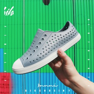 Image 4 - صنادل لعام 2020 أحذية رجالية أصلية من Wnc مقاومة للمياه من EVA Croc صنادل للنساء صنادل مفتوحة للشاطئ للخروج أحذية بمقاسات 36 45