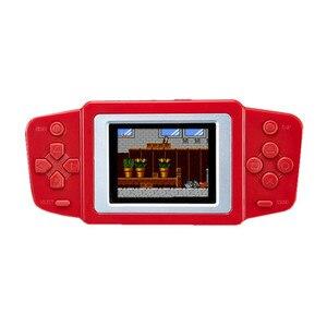 Image 1 - كول بيبي 2.5 بوصة RS 33 صغير يده لعبة لاعب المدمج في 268 الألعاب الكلاسيكية باليد وحدة التحكم 8 بت LCD شاشة ملونة