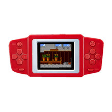 Coolbaby 2.5 นิ้วRS 33 MINI Handheld Game Player Built in 268 เกมคลาสสิกมือถือคอนโซล 8 บิตLCDหน้าจอสีสันสดใส