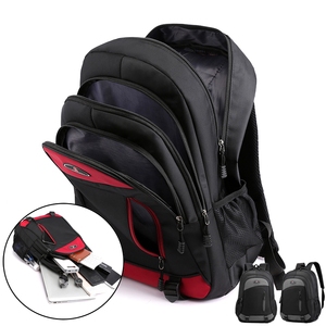 High Quality Nylon Backpack 15.6 Inch Laptop Women Men Backpack Waterproof School Bag For girl Boys Mochila Mujer Knapsack
