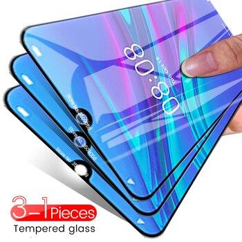 Перейти на Алиэкспресс и купить 3-1 шт Защита экрана для huawei y5p y6p y7p y8p 2020 y6 y7 pro y9 prime y6s y9s y5 2019 стеклянные защитные очки y 5 6 7 9 6s