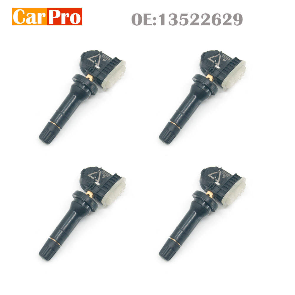 Tire-Pressure-Sensor Aveo Karl Cadillac Xt5 TPMS Chevrolet Opel 433mhz 13522629 for Antara