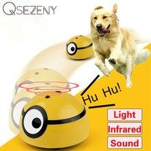 Intelligente Flucht Spielzeug Katze Hund Automatische Spaziergang Interaktives Spielzeug Für Kinder Haustiere Infrarot Sensor Kaninchen Haustier Liefert Zubehör