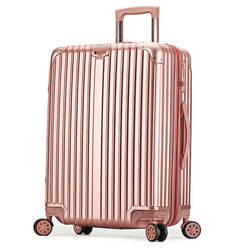 Новый стиль путешествия тележка Универсальный колеса 20,24 дюймов багаж путешествия Lugguge настраиваемый Подарочная коробка оптовая продажа