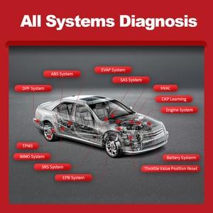 Image 2 - Thinkcar thinkdiagフルシステムすべてソフトウェア1年間無料OBD2診断ツール15リセットサービスpk歳ブーツthinkdiag easydiag