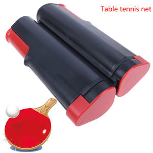 Net-Kit Network Table-Tennis-Table Ping-Pong Retractable Plastic Grid Strong for Playing