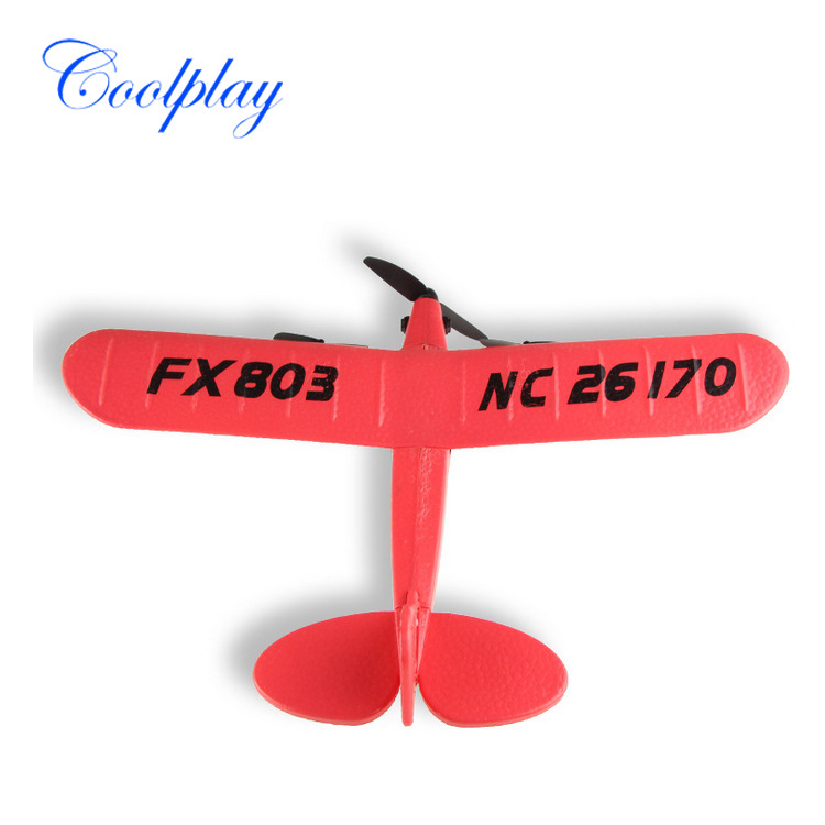 Fx803 Two-way Remote Control Glider Remote Control Aircraft EPP Material Export English Version Model Toy