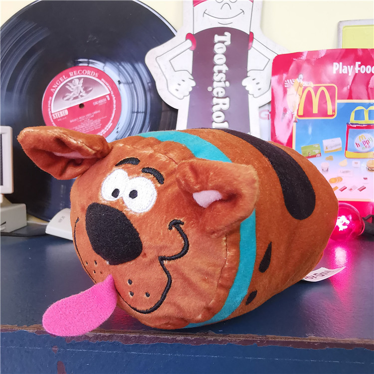 Cartoon Scooby Dog Movie Plush Toy Doll Mini Pillow Gift