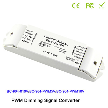 DC12V-DC24V led PWM Dimming Signal Converter 0-10V analog signa*4CH /5V PWM*4CH/10V PWM*4CH Output PWM Dimming Signal controller 5pcs lot sg6841sz sg6841s sg6841 highly integrated green mode pwm controller