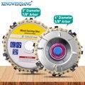Резьба по дереву диск деревообрабатывающий цепная дробилка цепных пил диск пластина цепи инструмент для 125 мм 115 мм угловый шлифовальный 5 д...