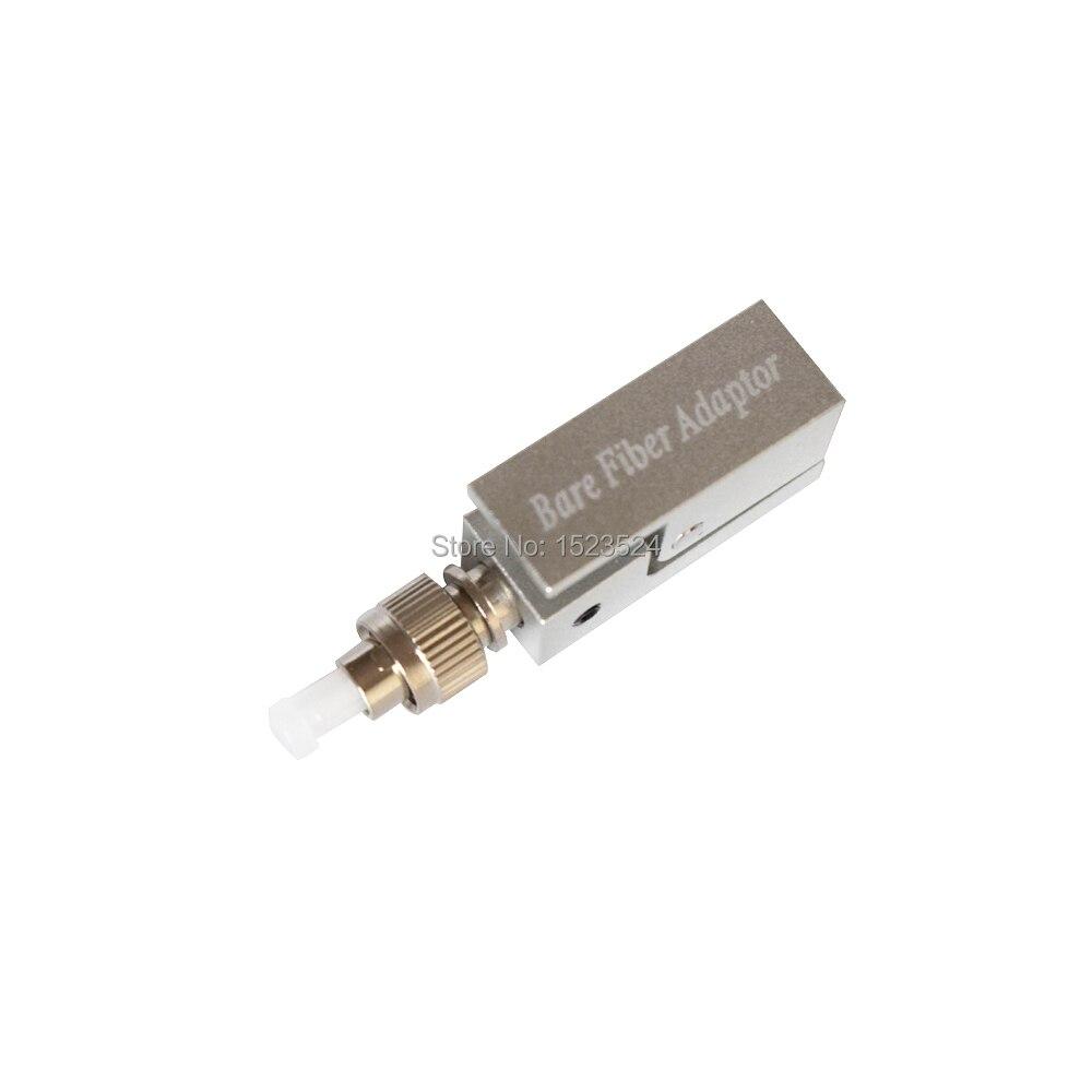 Free Shipping Fiber Flange Fiber Square Type FC Bare Fiber Adaptor FC Bare Fiber Adapter
