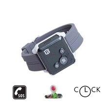 Mini moniteur GPS pour enfants, communication gratuite, localisateur GPS GSM 2G, 12 jours en veille, appel SOS, moniteur vocal, application gratuite, RF V16