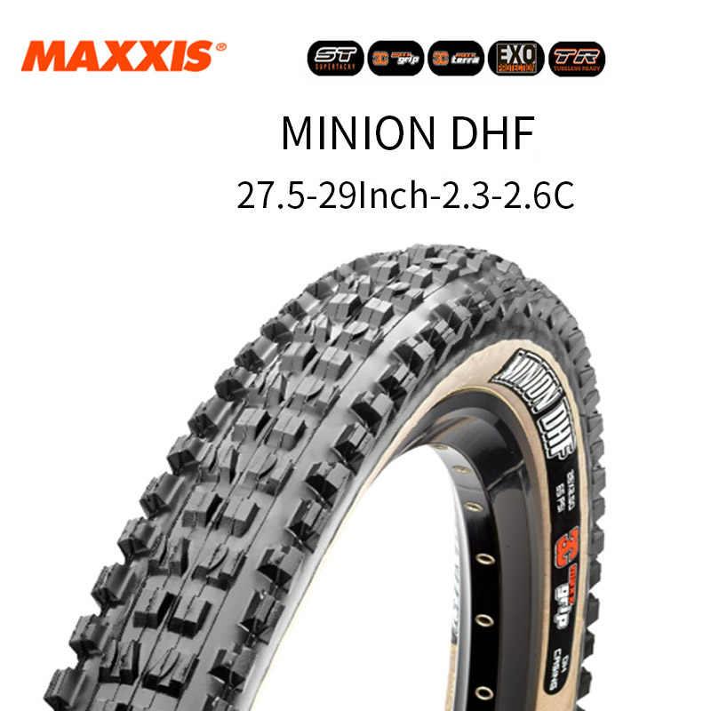 26 x 2.30 pouces Maxxis Minion DHF pliant 3 C Maxx Terra Exo//TR pneu-noir