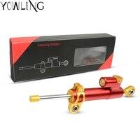 Motorbike Steering Stabilizer Damper Stabilize Safety Control For Honda CBR600F4i CBR 600 F4i 2001 2002 2003 2004 2005 2006 2007