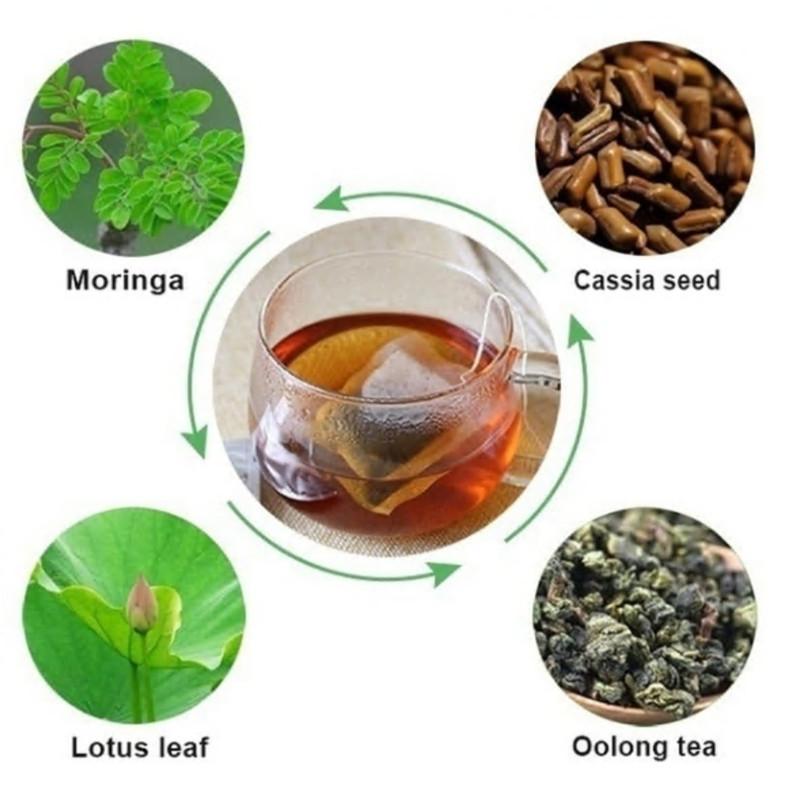 100-Pure-Naturel-Detox-Tea-14 jours-Colon Nettoyer-Brûler-Graisse-Brûler-Poids-Perte-Tea-Pour-Man (5)