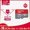 Sandisk Micro SD Card 256G 200GB 128GB 64GB 100MB/S Memory card SD/TF Flash Card Class10 32GB 16GB microSD for Tablet/smartphone