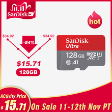 Sandisk Micro SD Card 256G 200GB 128GB 64GB 100MB/S Memory card SD/TF Flash Card Class10 32GB 16GB microSD for Tablet/smartphone