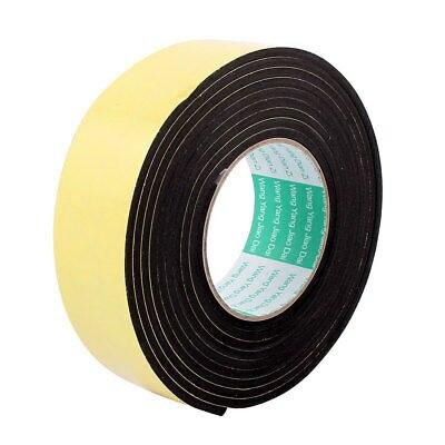 45 мм x 4 мм односторонняя губчатая лента клейкая наклейка пенопластовая лента уплотнение 10 футов