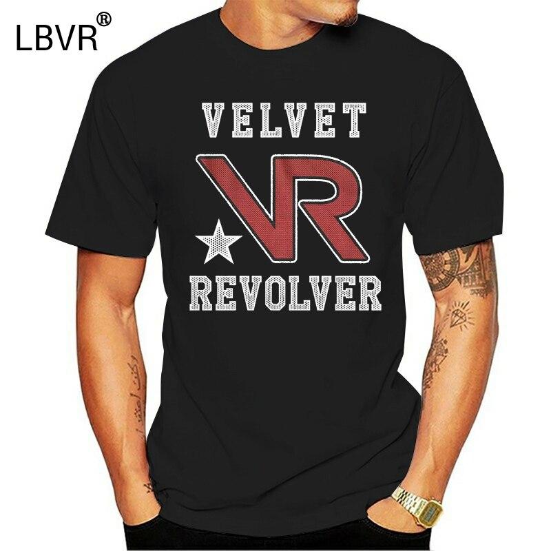 Velvet Revolver Team Revolver Licensed Adult T-Shirt