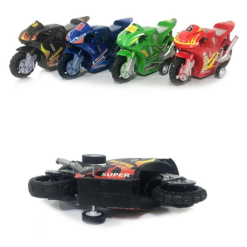 New Kids Children Plastic Pull Back Car Beach Four wheel Motorcycle Model Baby Kids Children Toys