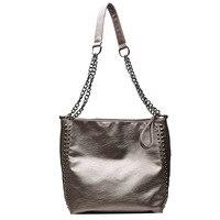Solid Bag Women Handbag Large Capacity Tote Large Messenger Bag Black Luxury Handbag Sac A Main Femme De Marque Luxe Cuir
