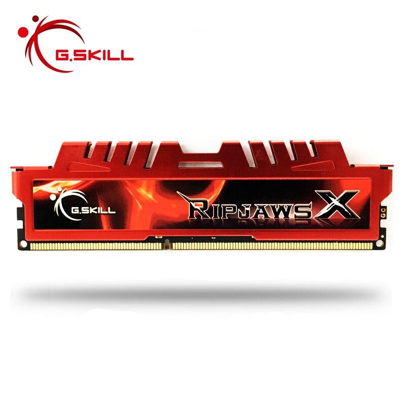Оперативная память для ПК G.SKILL DDR3 4 ГБ 8 ГБ 1333 1600 МГц память для настольного компьютера 240pin 1,5 В Новый dimm