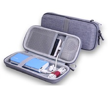 Hard Case Shell Carrying Storage Travel Bag for ROMOSS Powerbank/External Hard Drive/HDD/Electronics/Accessories U disk
