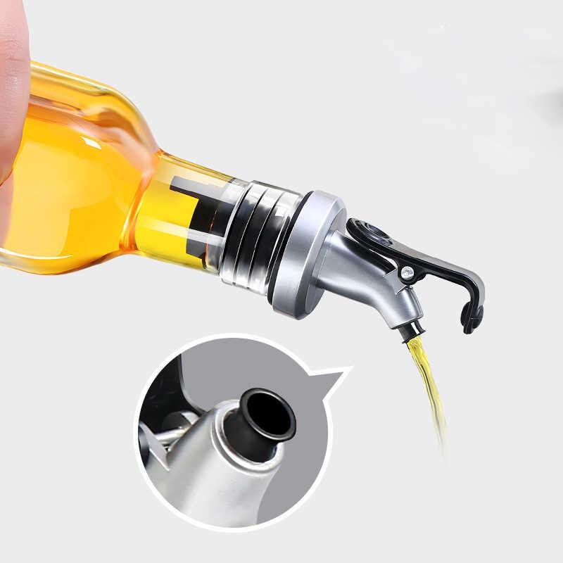 Стеклянная приправа банка кухонные принадлежности резервуар для масла стекло креативное твердое жидкое топливо коробка бутылка приправы набор контейнер для специй