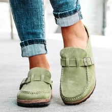 Women Slippers Shoes Casual Spring Summer Flats Sandals Shoes Office Loafers Candy Color Slip on Flat Shoes Flats Ladies Zapatos 2020 summer cool rhinestones slippers for male gold black loafers half slippers anti slip men casual shoes flats slippers wolf