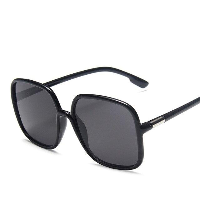 Фото квадратные солнцезащитные очки vwktuun для мужчин и женщин 2020