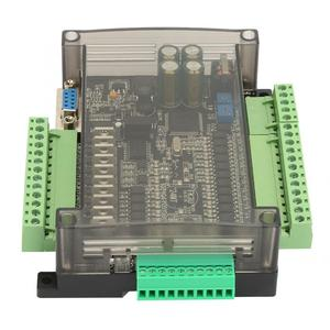 Image 4 - PLC programmable logic controller FX3U 24MT PLC industrial control board 6 Analog Input 32bit MCU 14 Input 10 Transistor Output